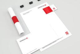 Corporate identity - basic stationery