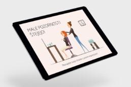 Predstavitev za tablične računalnike
